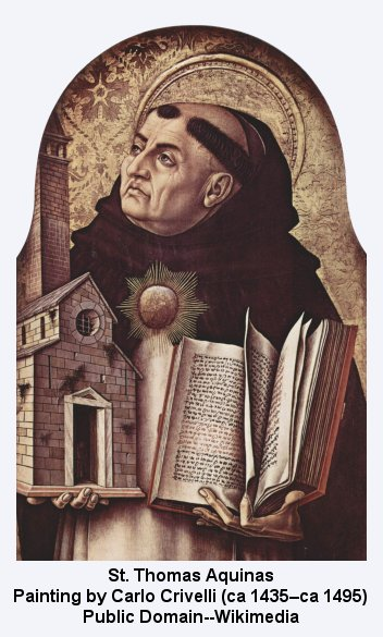Aquinas by Scrivelli